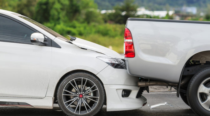 Auto Collision Tip: What To Do After A Fender Bender