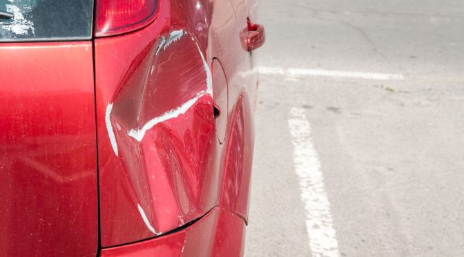 Reasons To Repair Your Car Dent Sooner Than Later