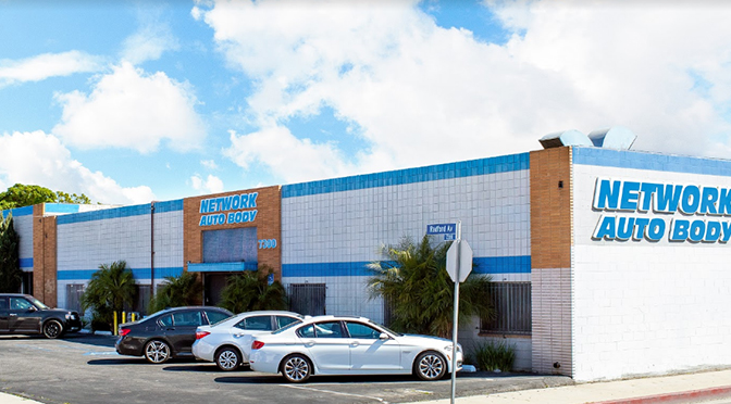 Network Auto Body North Hollywood